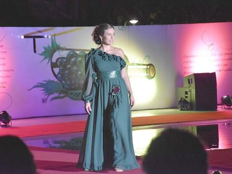 CADAVALENSE RAQUEL OLIVEIRA ALCANÇA PRÉMIO SIMPATIA NO CONCURSO RAINHA DAS VINDIMAS DE PORTUGAL