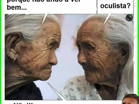 OLHISTA OU OCULISTA?