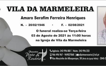 VILA DA MARMELEIRA
