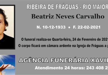 RIBEIRA DE FRÁGUAS - RIO MAIOR