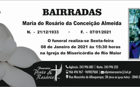 BAIRRADAS