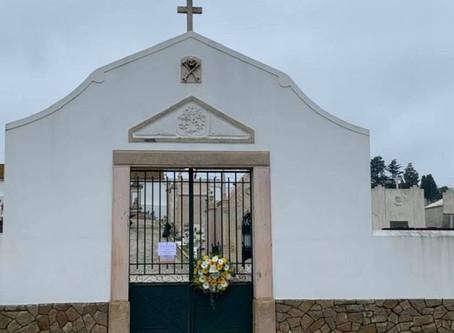 DIA DE FIÉIS DEFUNTOS NOS CEMITÉRIOS MUNICIPAIS DE AZAMBUJA