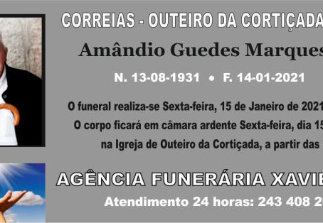 CORREIAS - OUTEIRO DA CORTIÇADA - RIO MAIOR