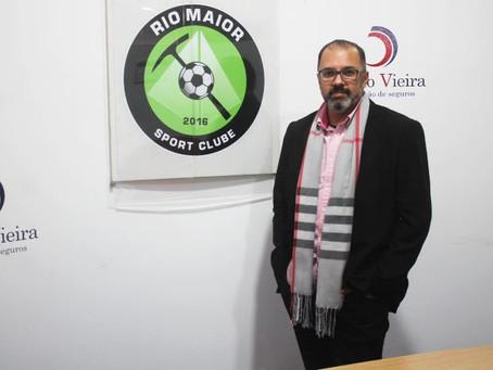 HEITOR OLIVEIRA TEM PROJETO AMBICIOSO PARA O RIO MAIOR SPORT CLUBE