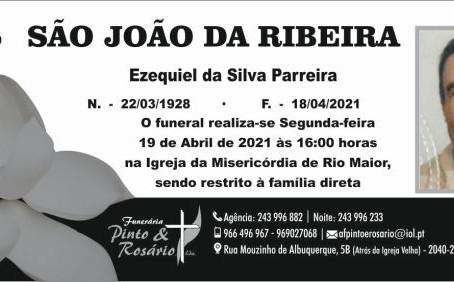 SÃO JOÃO DA RIBEIRA