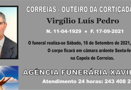 CORREIAS - OUTEIRO DA CORTIÇADA