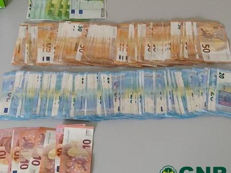 RAPARIGA DE 18 ANOS ROUBOU MAIS DE 11 MIL EUROS EM ESTABELECIMENTO COMERCIAL DE S. MARTINHO DO PORTO