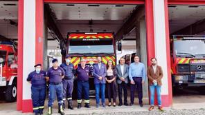 BOMBEIROS MUNICIPAIS DE ALCANENA CELEBRAM HOJE 81.º ANIVERSÁRIO