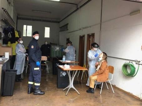 PRESIDENTE DA CÂMARA DE ALCANENA APELA ÀS EMPRESAS DO CONCELHO QUE TESTEM TODOS OS TRABALHADORES