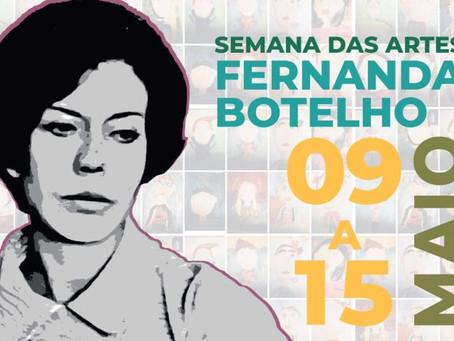 SEMANA DAS ARTES FERNANDA BOTELHO REALIZA-SE NO CADAVAL
