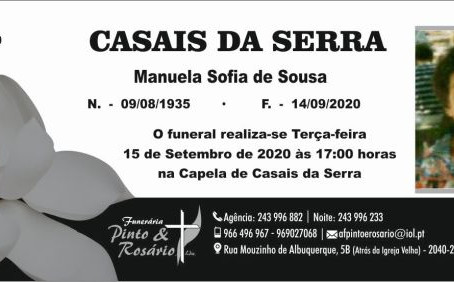 CASAIS DA SERRA