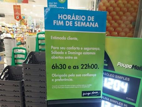 PRESIDENTE DA CÂMARA DE RIO MAIOR MOSTRA DESAGRADO COM A DESIGUALDADE DE HORÁRIO DOS ESTABELECIMENTO