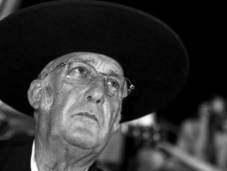 """FALECEU JOAQUIM SANTANA, FUNDADOR DO RANCHO FOLCLÓRICO """"OS CAMPONESES"""" DE RIACHOS"""