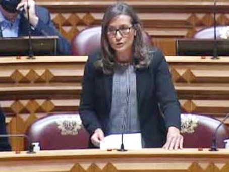 ISAURA MORAIS INTERVEIO NO DEBATE DA PROPOSTA DE ORÇAMENTO DO ESTADO PARA 2021