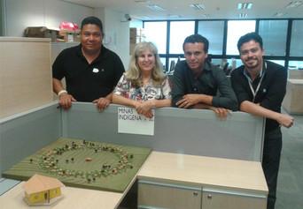 Minas Indígena é apresentado ao Prefeito Xakriabá