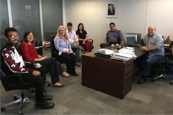 Debate sobre a inserção do Projeto Minas Indígena na Estratégia de Enfrentamento da Pobreza no Campo