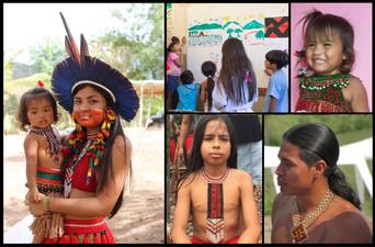 Visitamos a Terra Indígena Krenak!