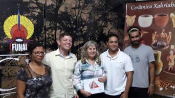 Funai conhece Site do Minas Indígena