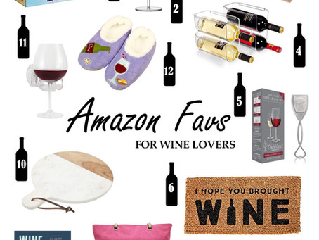 Amazon Favorites for Wine Lovers