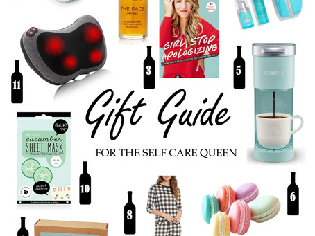 Gift Guide: for the Self Care Queen