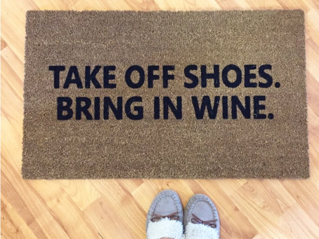 Boozy Doormats You Can Not Live Without