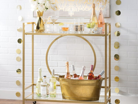 The Cutest Bar Carts Under $200