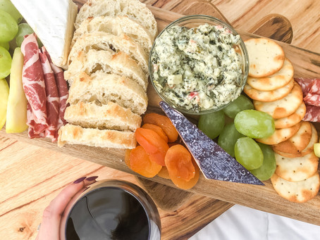 10 Item Trader Joe's Charcuterie Board