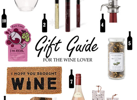Gift Guide: for the Wine Lover