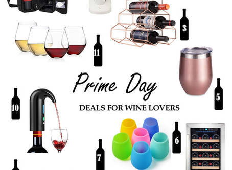 Amazon Prime Day Deals for Wine Lovers