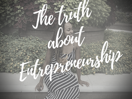 The Truth About Entrepreneurship Part I: Detours