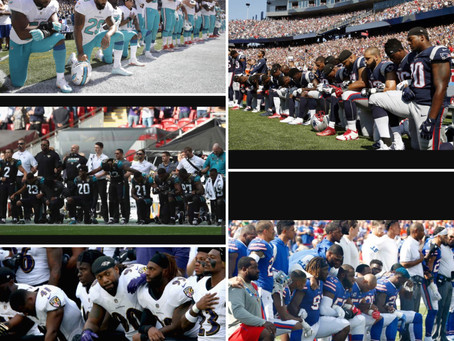 After Taking a Knee