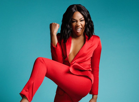 Tap Into Your Inner Tiffany Haddish