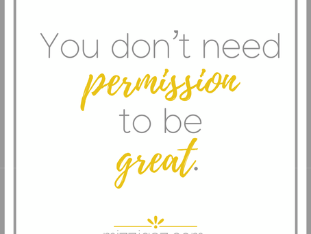 Flawed and Learning: Waiting for Permission