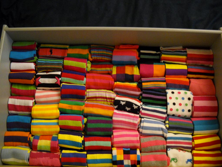 What's in Your Sock Drawer?