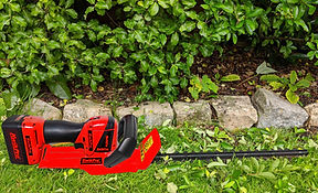 KP Black-Red - Hedge Trimmer 1A - 01-07-