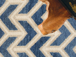 """Tenerife"" handwoven area rug... beautiful and classic styling..."
