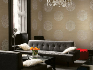 Luxury Wallcovering arrives at Clifton! A GREAT way to enhance your own Personal Style!