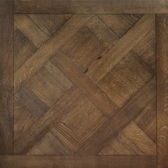 Beautiful Versailles Parquet Inlay from Du Chateau...