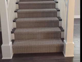 """ONLY NATURAL"" by Tuftex... looks like sisal but is Stainmaster nylon!"