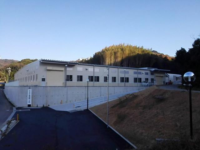 カネヤ製網西尾工場