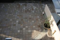 蒲郡市石畳の庭