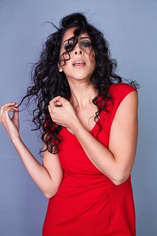Photographer: Lauren Toub Hair/Makeup: Brad Laskey