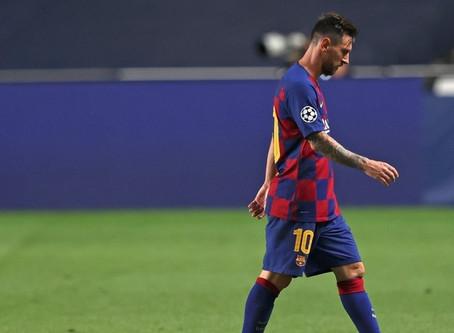 La disputa desesperada por la libertad, Barcelona se aferra a Lionel Messi