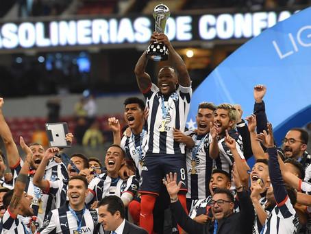 Rayados se corona campeón en el Apertura 2019