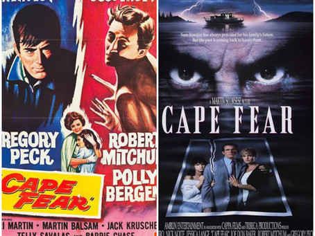 Cape Fear: comparación de la original y su secuela
