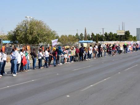 Crónica | A la espera de AMLO: La segunda visita presidencial