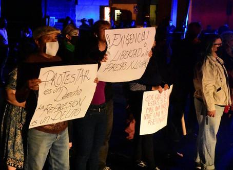 Opinión | Policías detienen injustamente a manifestantes (Fotos)