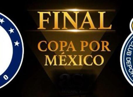Cruz Azul se corona campeón de la Copa GNP por México