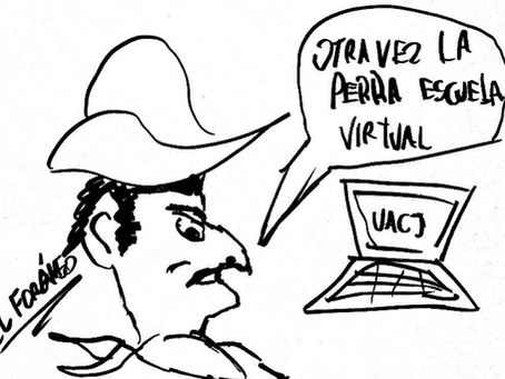 Rincón del foráneo|¡Otra vez la escuela virtual! |La educación en tiempos del COVID #ForáneoEnCasa