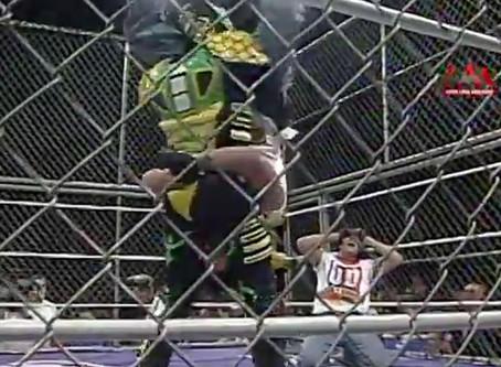 Rey de reyes 1998: debut y despedida de los gemelos Brenan